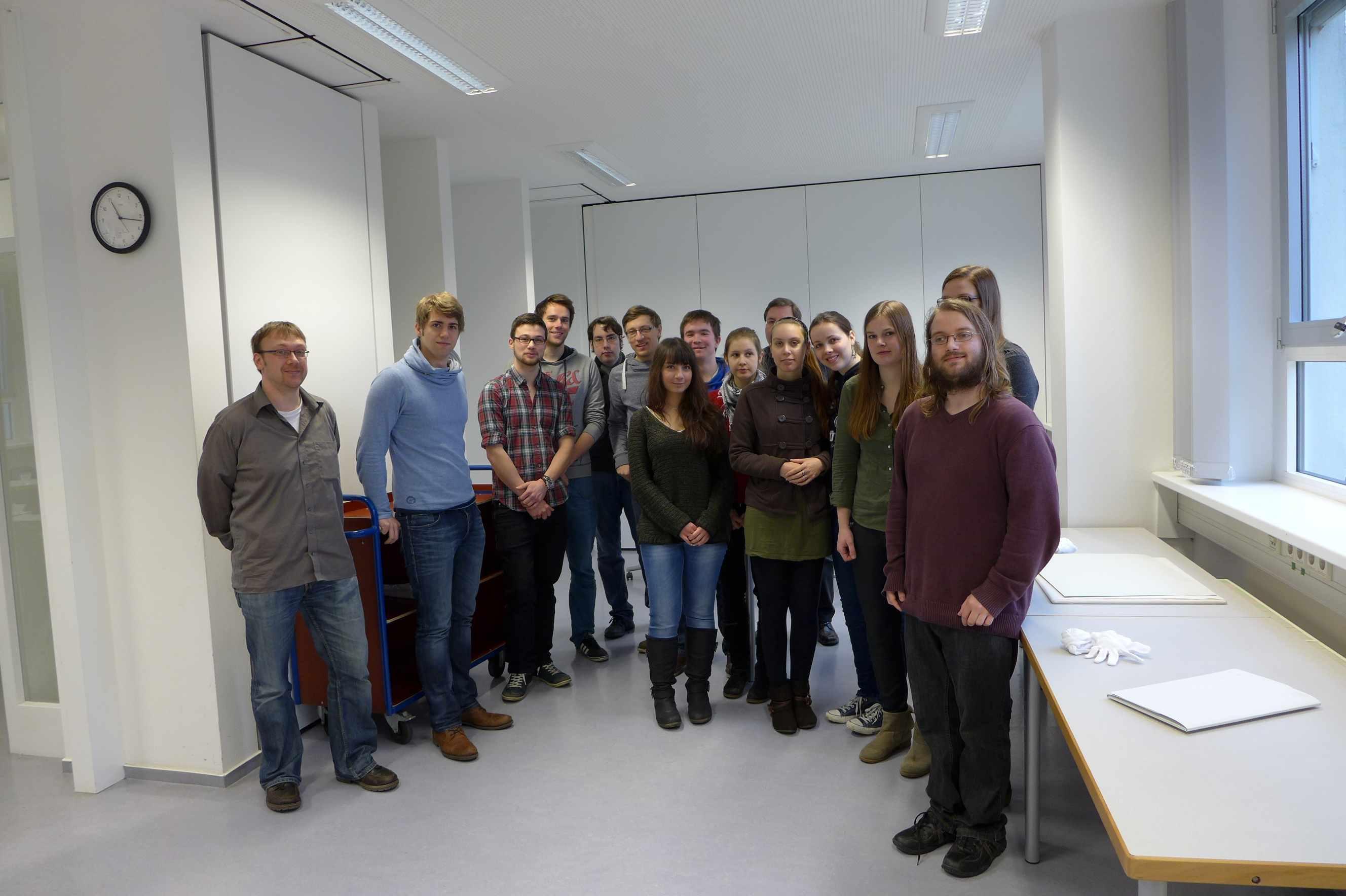Münster studenten kennenlernen