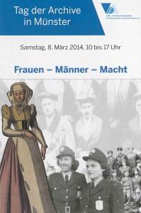Deckseite Flyer Tag der Archive_klein