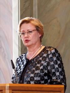 Westfalen hilft Köln: Dr. Bettina Schmidt-Czaia, Direktorin des Historischen Archivs der Stadt Köln