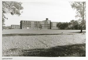 Das Westfälische Institut für Jugendpsychiatrie und Heilpädagogik Hamm im Jahr 1968 (Quelle: LWL-Archivamt für Westfalen, Archiv LWL, Best. 847/Fotoalbum)