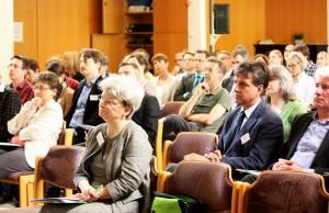Blick ins Tagungsplenum (Foto: Archivschule Marburg)