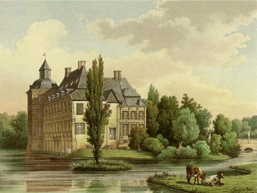 Theodor Albert (Magdeburg 1822-1867 Berlin), Heinrich Deiters, Alexander Duncker (1813-1897) - http://www.zlb.de/digitalesammlungen/SammlungDuncker/05/290%20Hovestadt.pdf