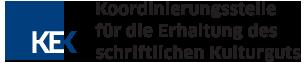 Neue Ausschreibung der Koordinierungsstelle für die Erhaltung des schriftlichen Kulturguts (KEK) online