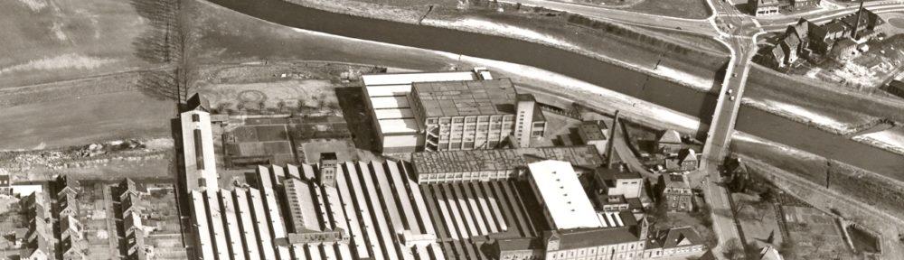Stadtarchiv Greven veröffentlicht Findbuch zum Textilbetrieb J. Schründer Söhne