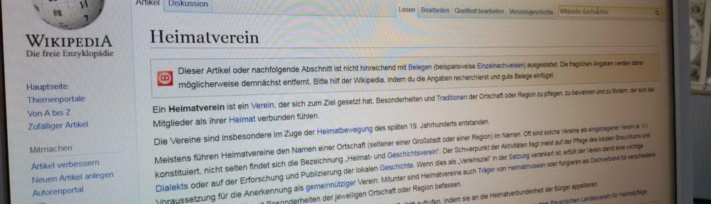 """Workshop """"Konkurrenz oder Kooperation? – Archive und Heimatvereine"""""""