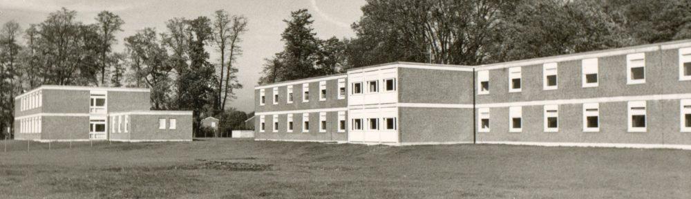 1967: Eröffnung einer Heilstätte für sprachleidende Kinder und Jugendliche in Hamm