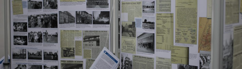 Vom Fotozugang zur virtuellen Ausstellung – Anmerkungen zur Öffentlichkeits- und Erschließungsarbeit des Stadtarchivs Lemgo
