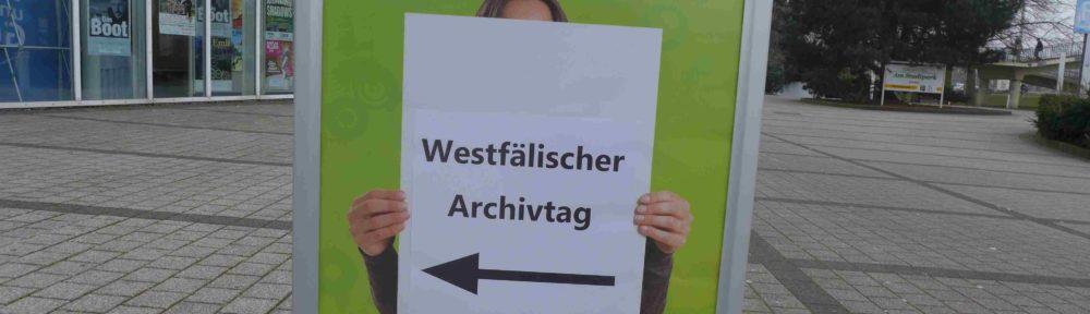 70. Westfälischer Archivtag – Erste Arbeitssitzung: Neue Rahmenbedingungen und ihre Auswirkungen auf Archive