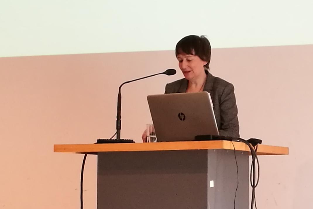 Dr. Katharina Ernst (Stadtarchiv Stuttgart)