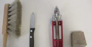 Werkzeuge aus der LISE